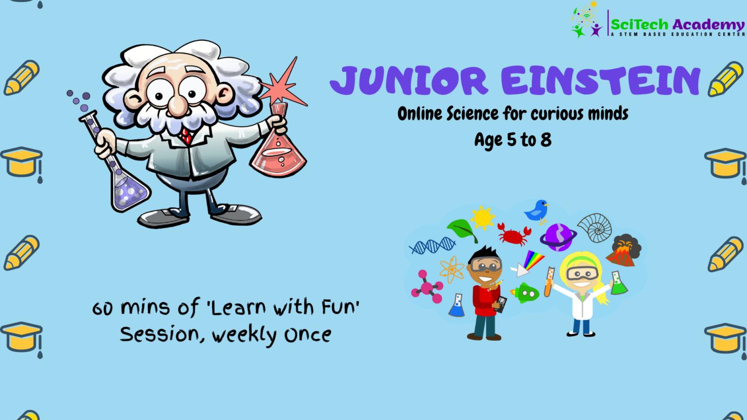 Junior Einstein (1 Month)